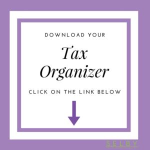 Download 2016 Tax Organizer